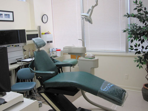 Oakdale Dental Office Oakville